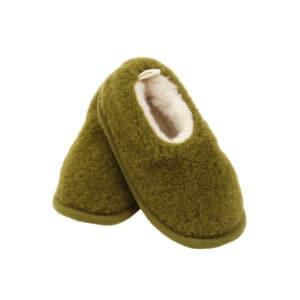 Dječje vunene papuče