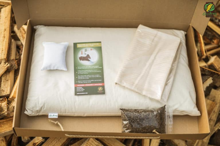 Prirodni jastuci za spavanje